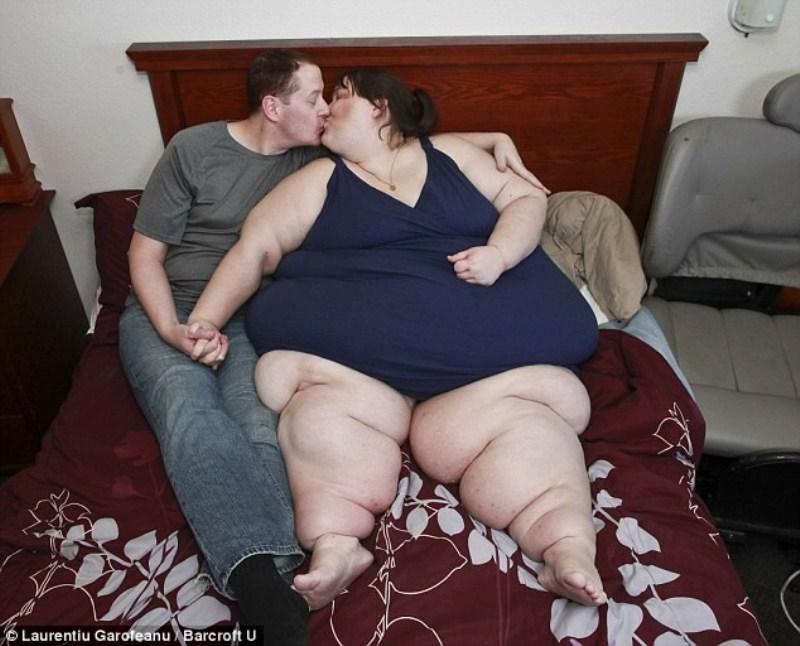original 006 Самая толстая женщина Британии выходит замуж за повара