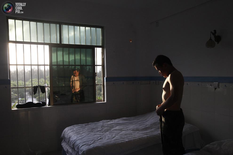 pic 0023 Как готовят телохранителей в Китае
