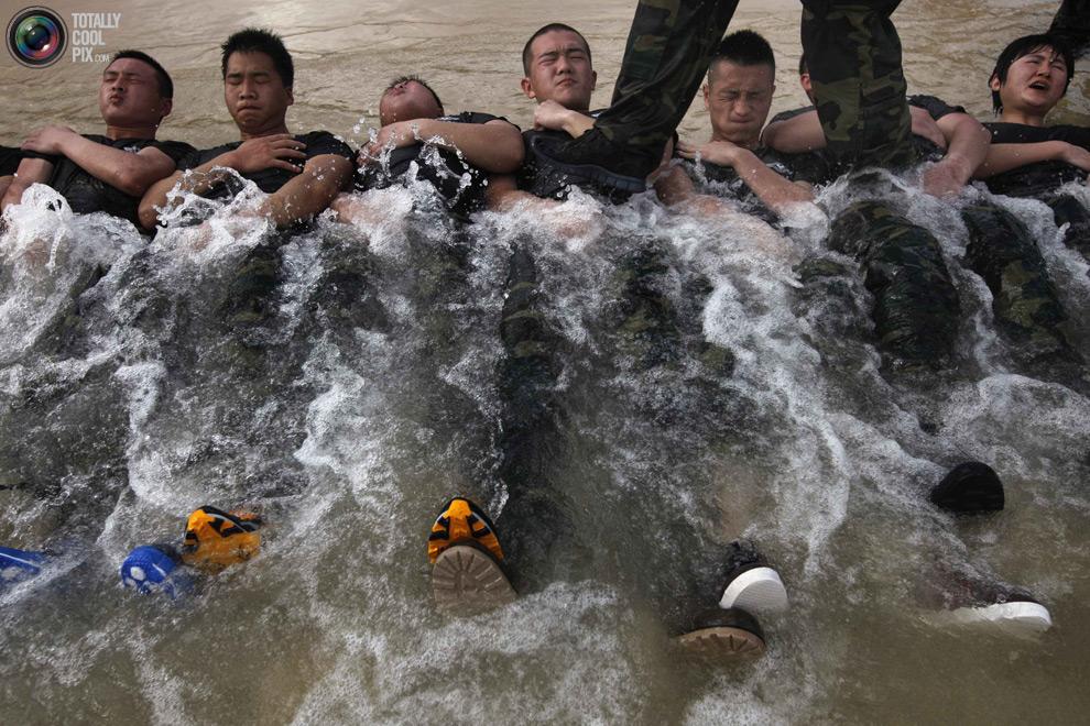 pic 0043 Как готовят телохранителей в Китае