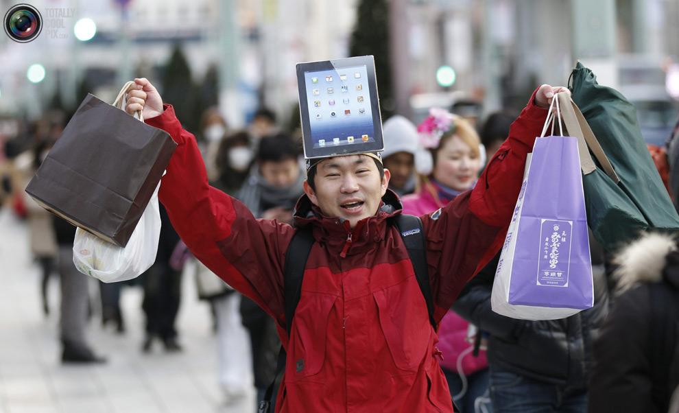 pic 0080 Новый iPad 3 вызвал ажиотаж во всем мире