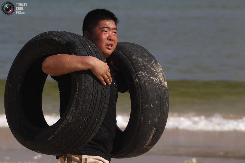 pic 0113 Как готовят телохранителей в Китае