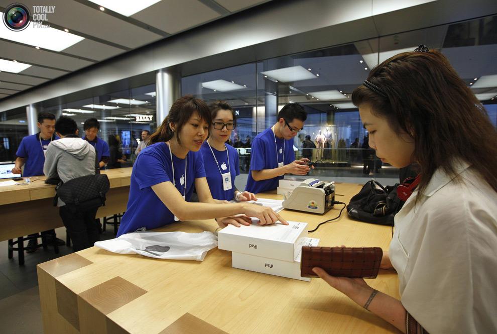 pic 0130 Новый iPad 3 вызвал ажиотаж во всем мире