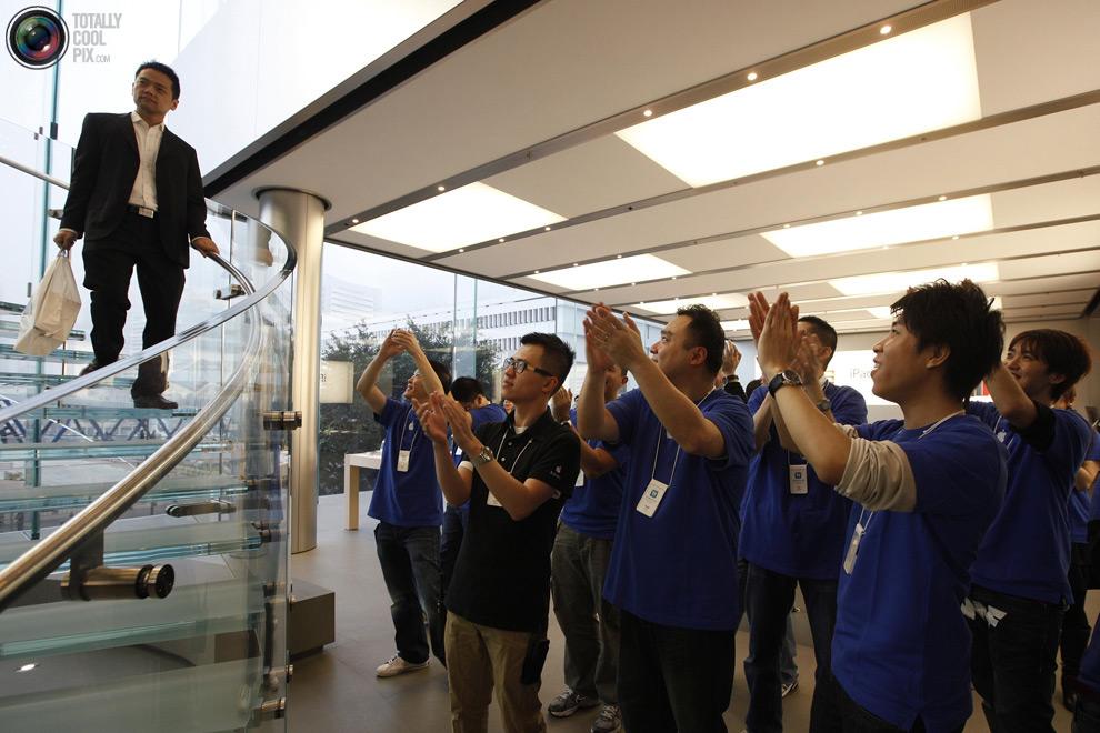 pic 0140 Новый iPad 3 вызвал ажиотаж во всем мире