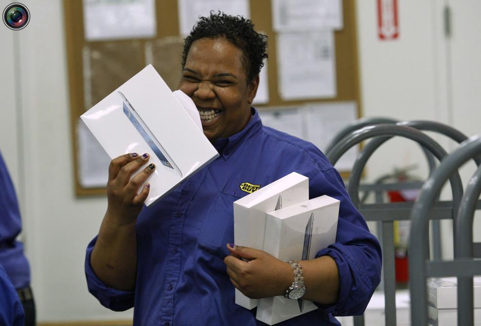 pic 0190 Новый iPad 3 вызвал ажиотаж во всем мире