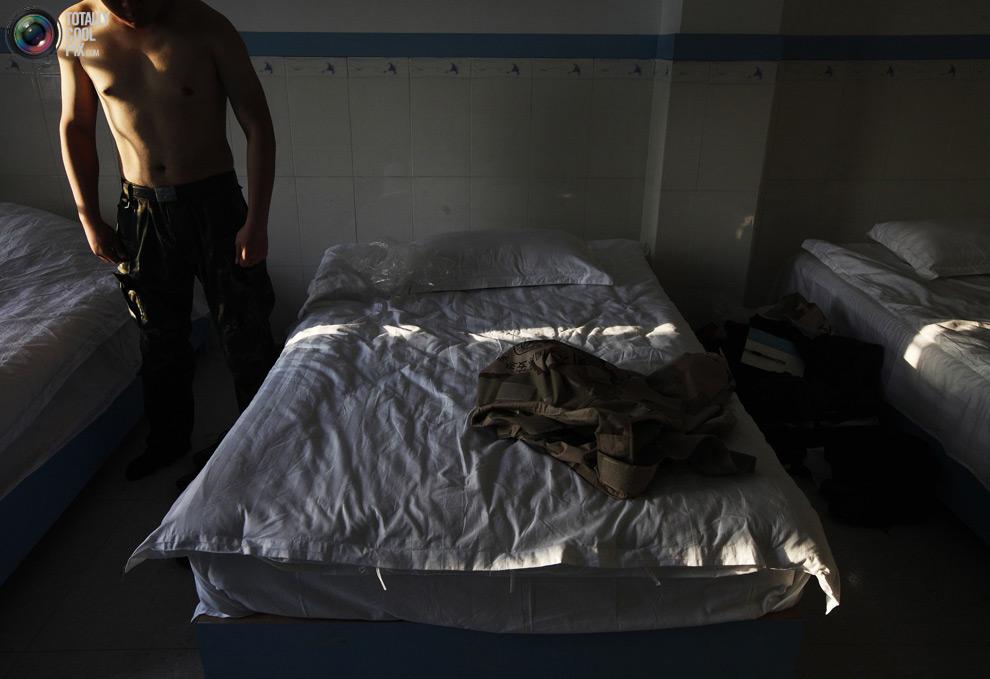 pic 0213 Как готовят телохранителей в Китае