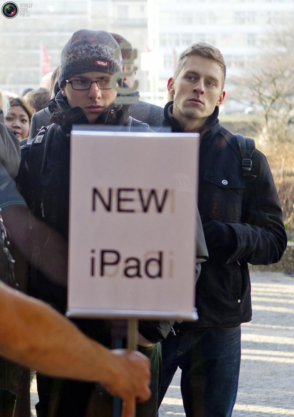 pic 0240 Новый iPad 3 вызвал ажиотаж во всем мире