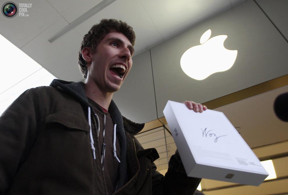 pic 0500 Новый iPad 3 вызвал ажиотаж во всем мире