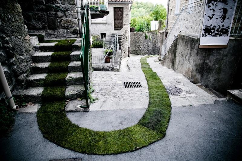 Прогулка по зеленой дорожке