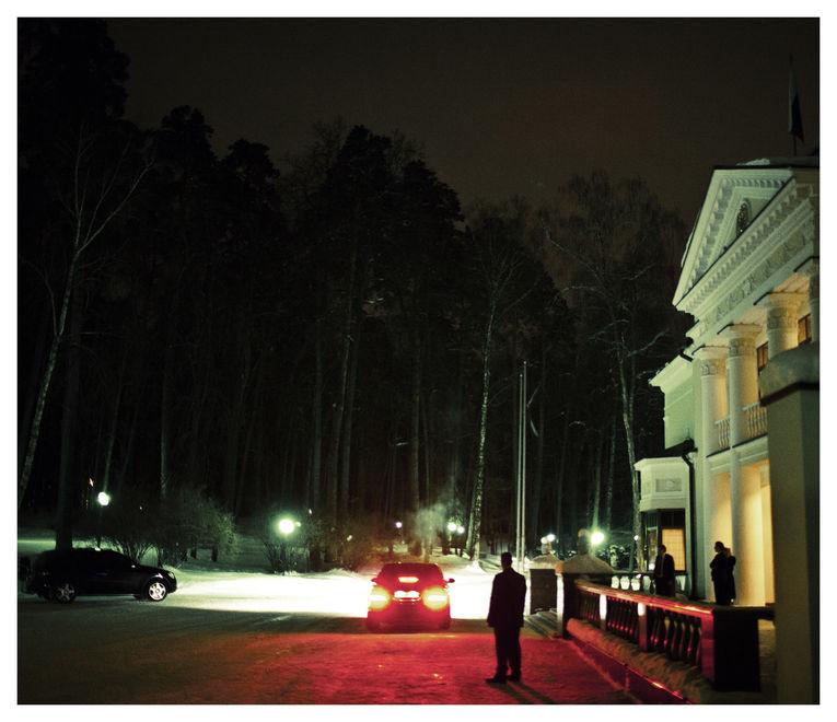 putin01 Ужин с Владимиром Путиным