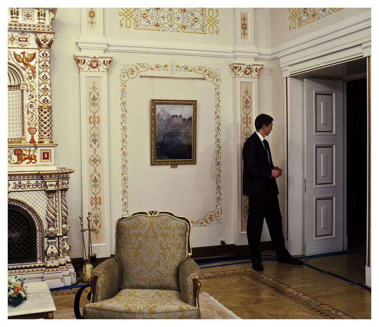 putin02 Ужин с Владимиром Путиным