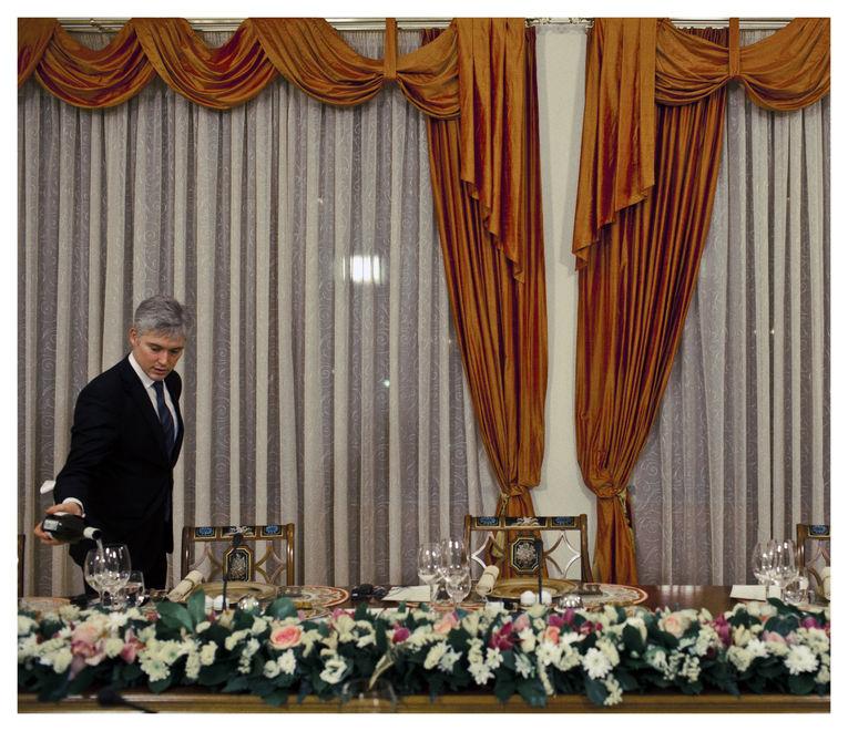 putin03 Ужин с Владимиром Путиным