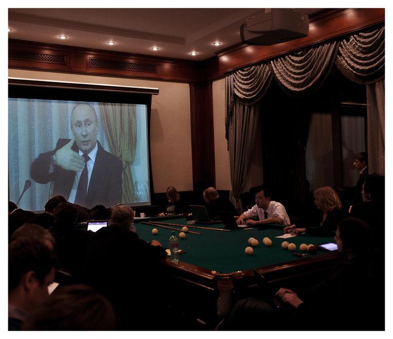 putin09 Ужин с Владимиром Путиным