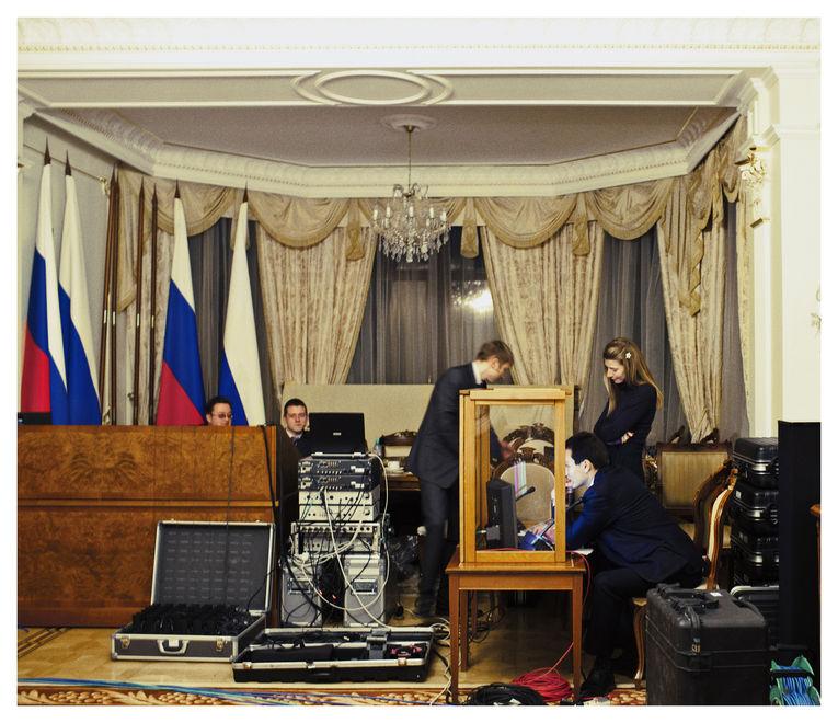 putin10 Ужин с Владимиром Путиным