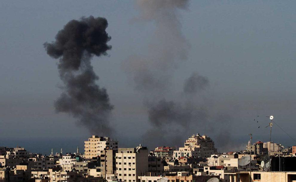 s i08 10120361 Израиль и Сектор Газа   обострение конфликта
