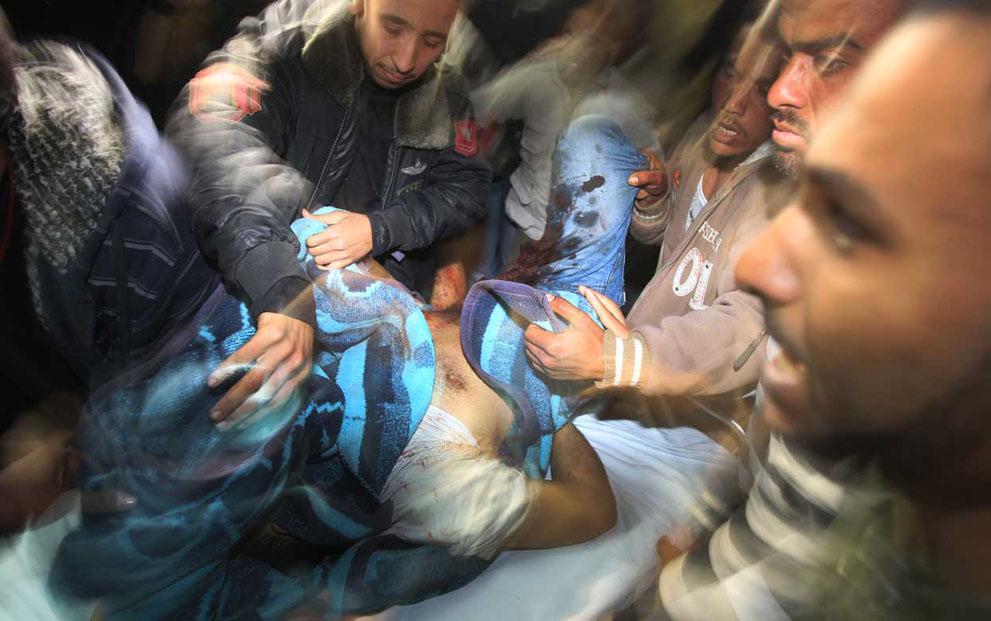 s i09 41193069 Израиль и Сектор Газа   обострение конфликта