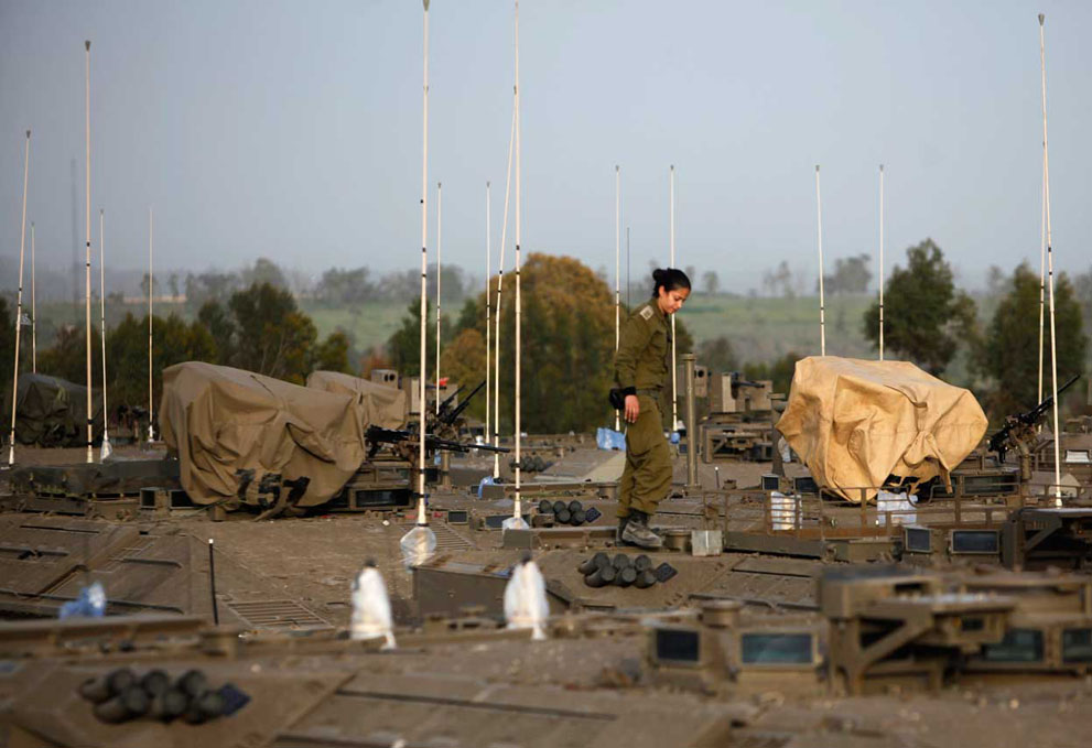 s i19 RTR2ZAC5 Израиль и Сектор Газа   обострение конфликта