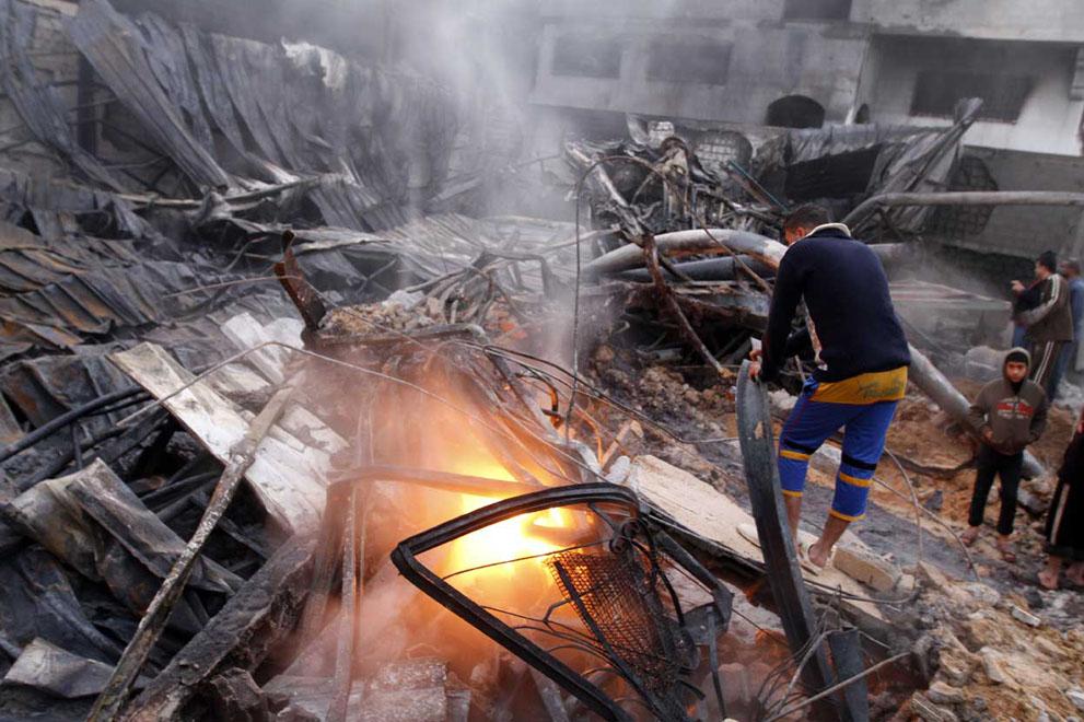 s i20 41282529 Израиль и Сектор Газа   обострение конфликта