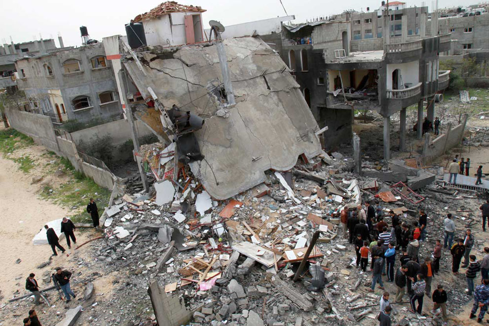 s i24 12017896 Израиль и Сектор Газа   обострение конфликта