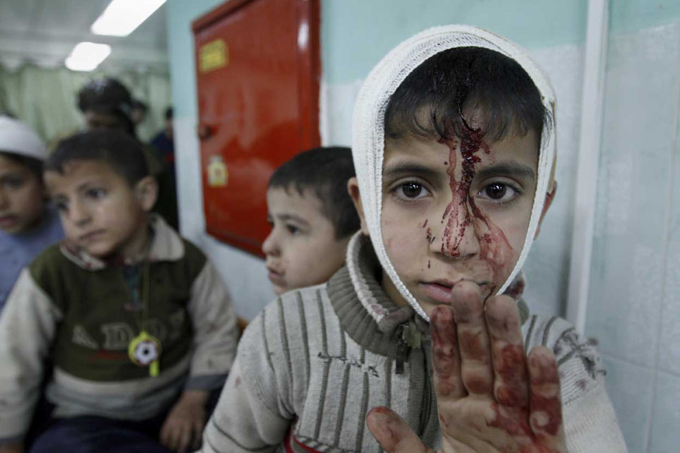 s i34 41156021 Израиль и Сектор Газа   обострение конфликта