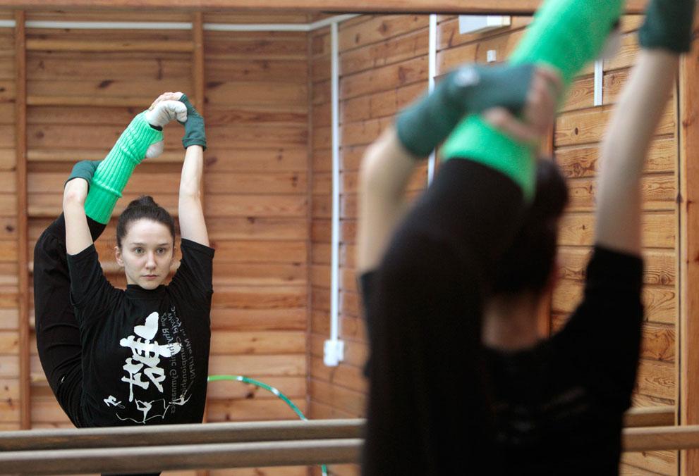 s l08 RTR2YVDH Подготовка к Лондонской Олимпиаде 2012