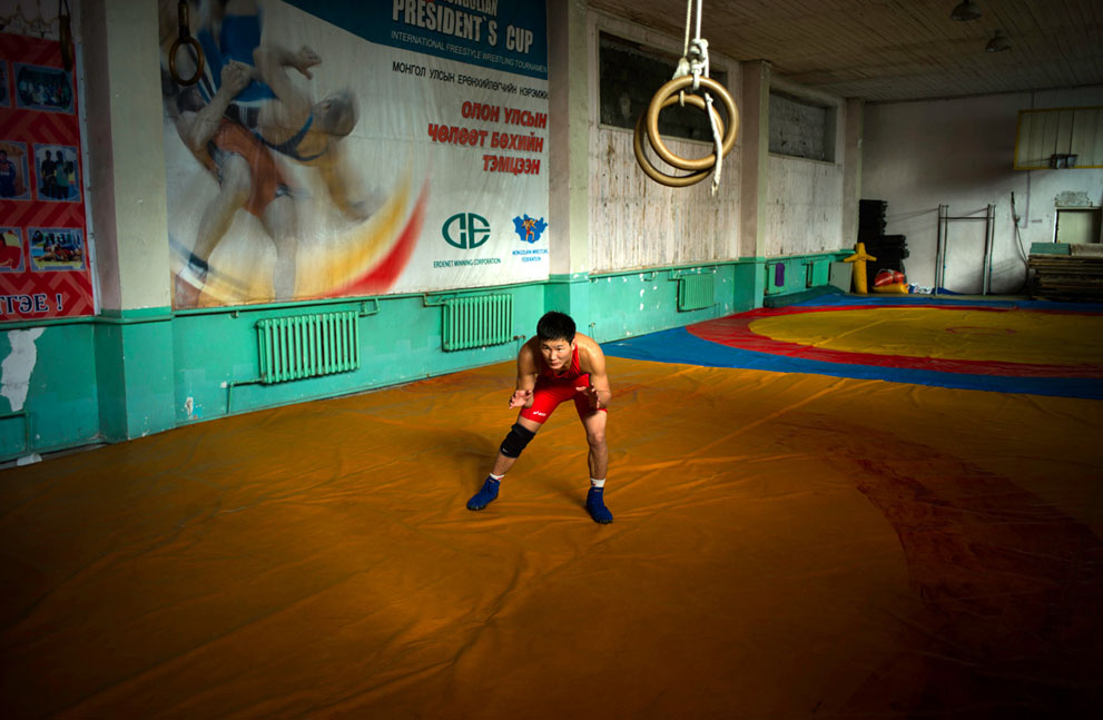 s l09 RTR2Y6YW Подготовка к Лондонской Олимпиаде 2012