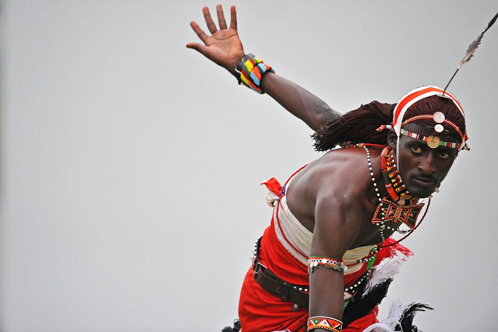s m17 40839846 Команда по крикету из племени масаи