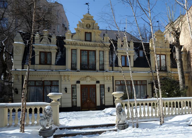 0011 Самые необычные отели Москвы