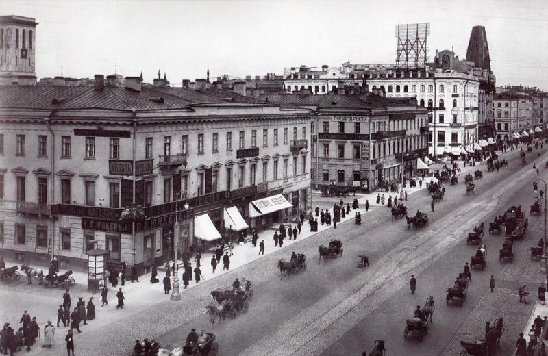 004 Подборка старых фотографий Санкт Петербурга