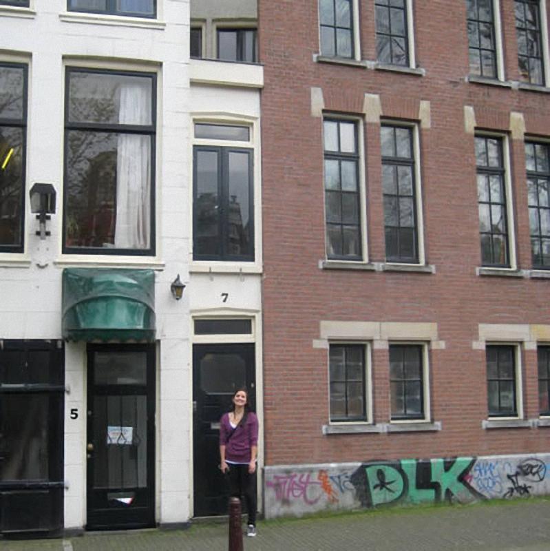 007 amsterdam Самые маленькие дома в мире