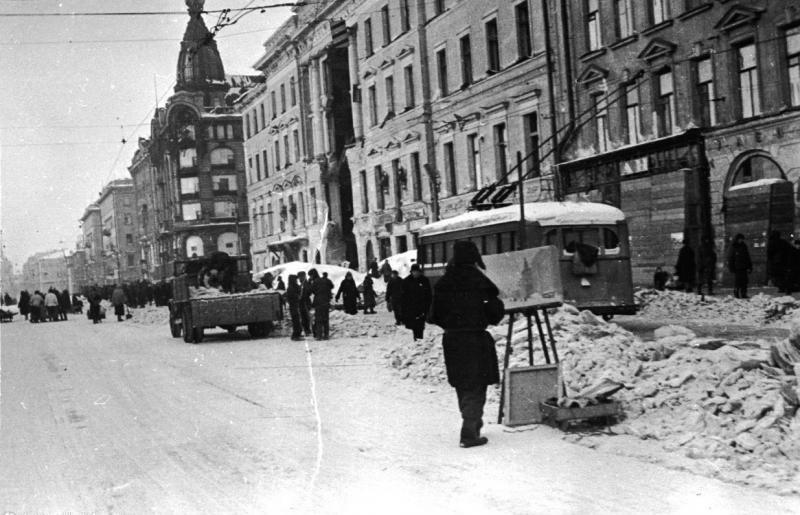 008 Подборка старых фотографий Санкт Петербурга