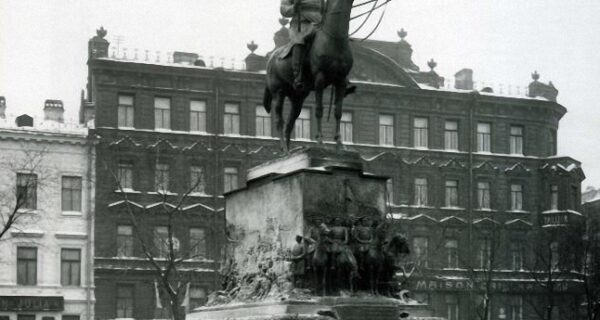 Подборка старых фотографий Санкт-Петербурга