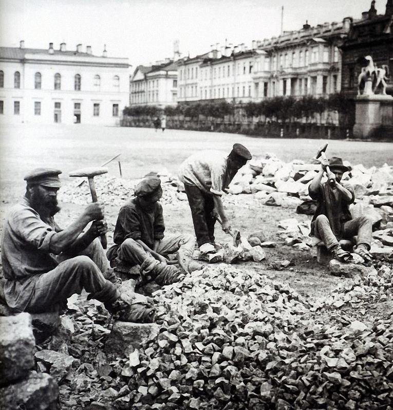 010 Подборка старых фотографий Санкт Петербурга