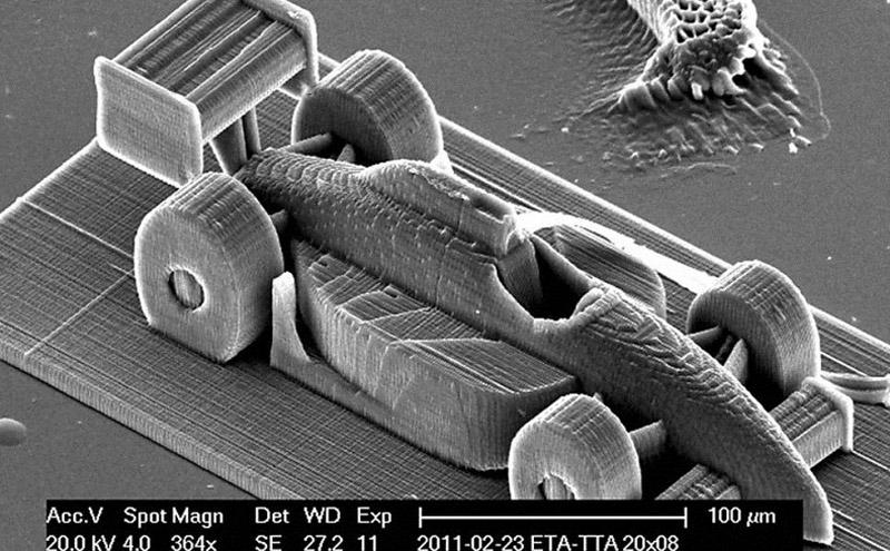 0111 Удивительный трехмерный нанопринтер