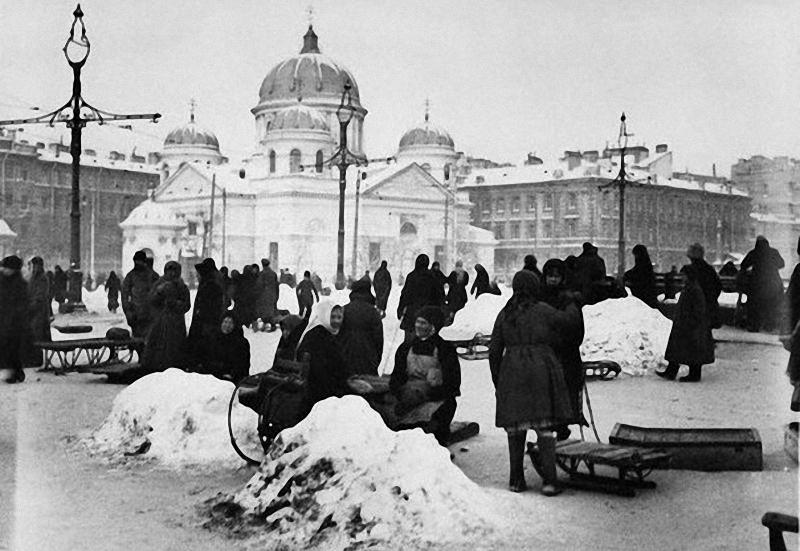 016 Подборка старых фотографий Санкт Петербурга