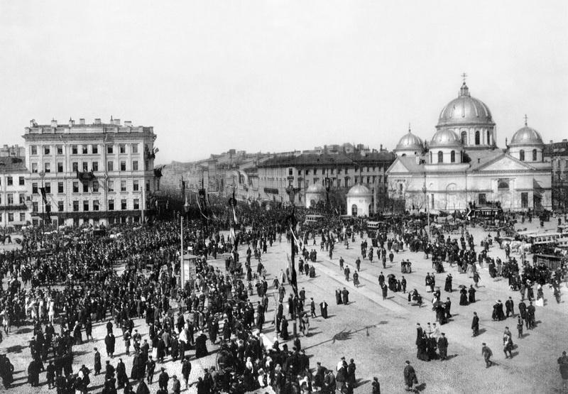 017 Подборка старых фотографий Санкт Петербурга