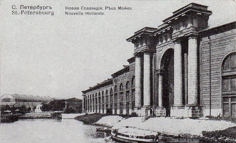 0212 Подборка старых фотографий Санкт Петербурга