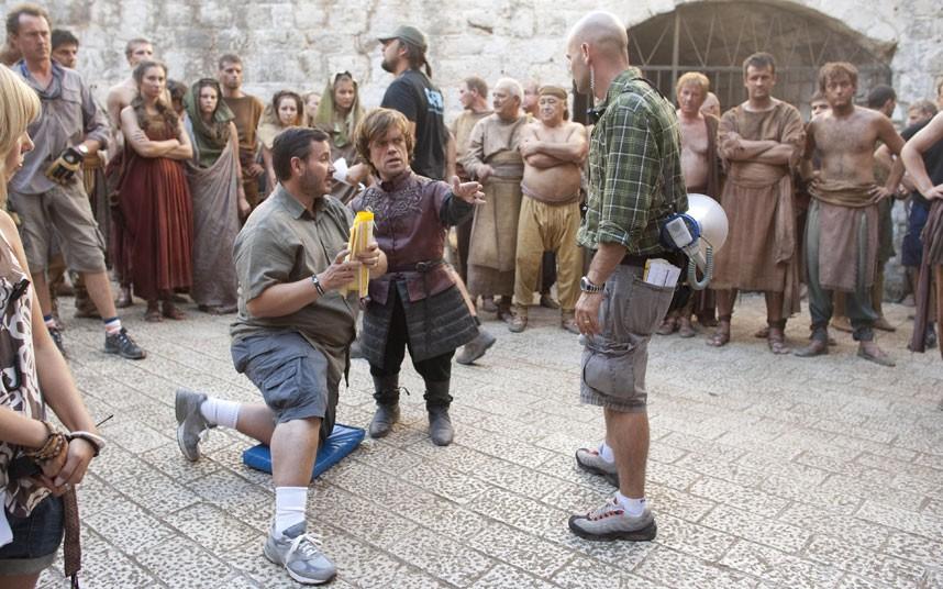 022 Игра престолов: фото со съёмочной площадки второго сезона