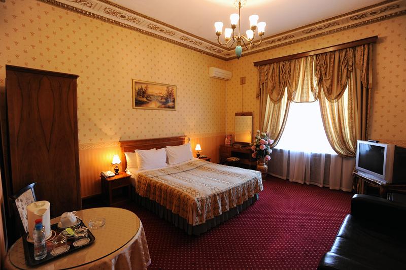 024 Самые необычные отели Москвы