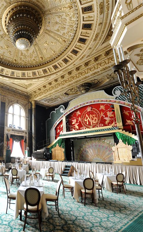 033 Самые необычные отели Москвы