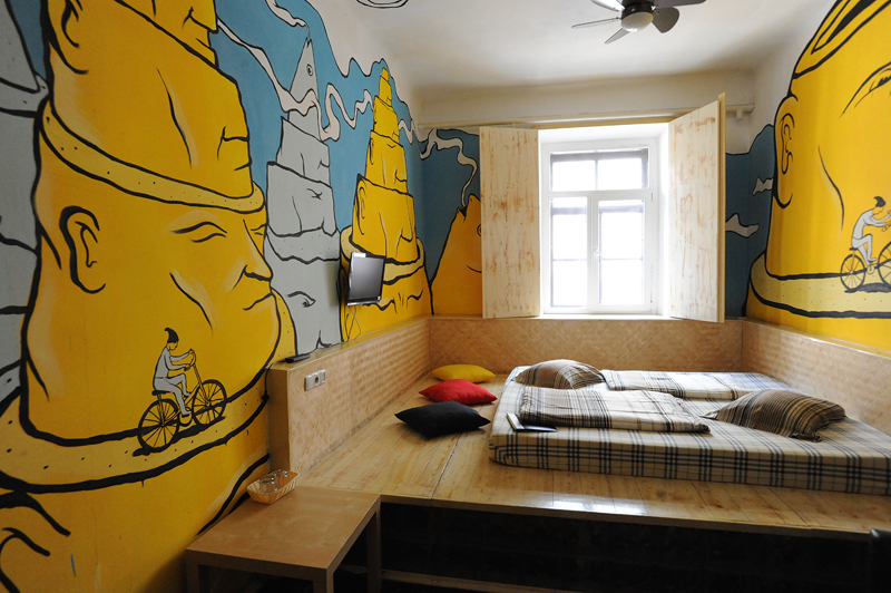 043 Самые необычные отели Москвы