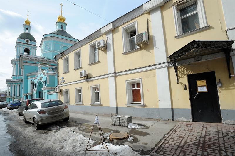 050 Самые необычные отели Москвы