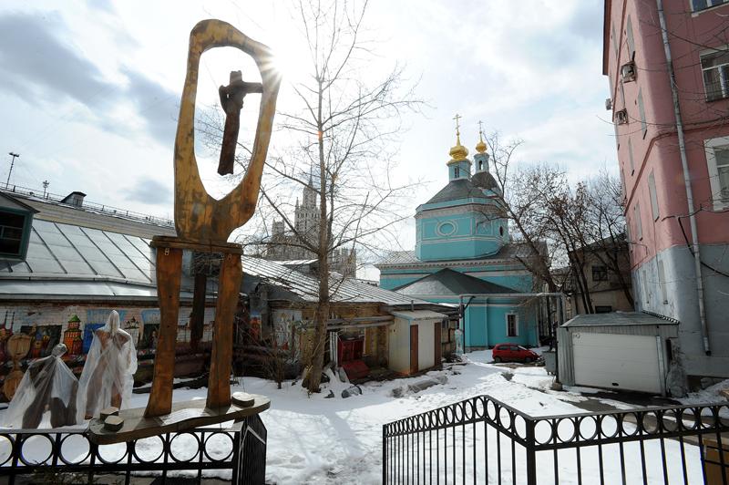 055 Самые необычные отели Москвы