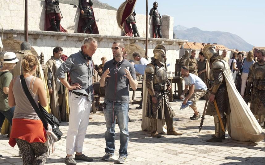 072 Игра престолов: фото со съёмочной площадки второго сезона
