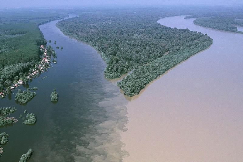 10101 Когда реки встречаются