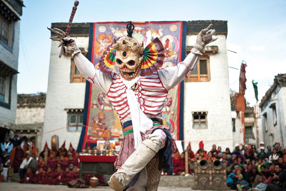 10109 Монтанг: бывшее королевство Ло в Непале