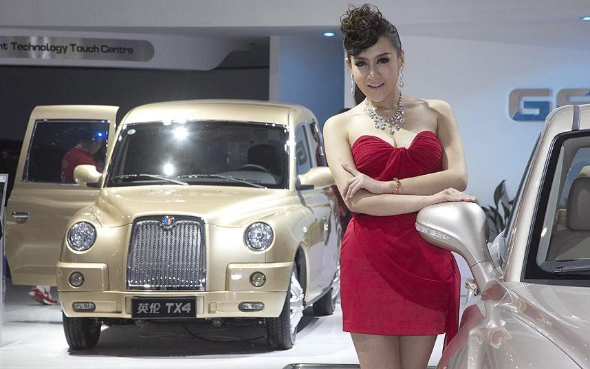 10122 Пекинский автосалон 2012