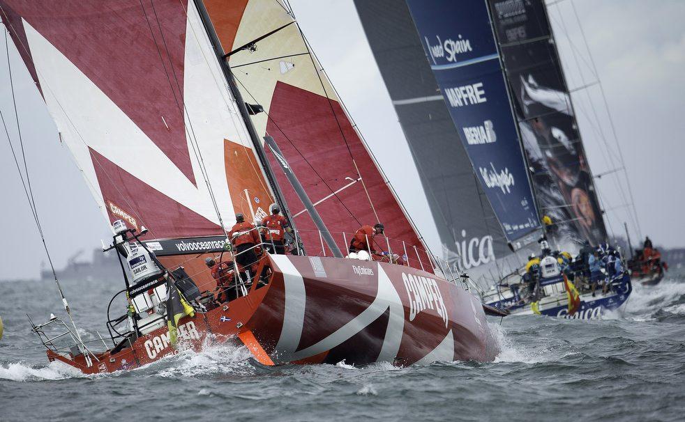 10126 Кругосветная регата «Volvo Ocean Race» направляется в Майями