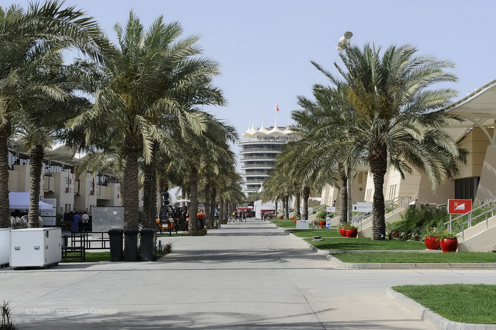 10128 За кадром Гран При Бахрейна 2012