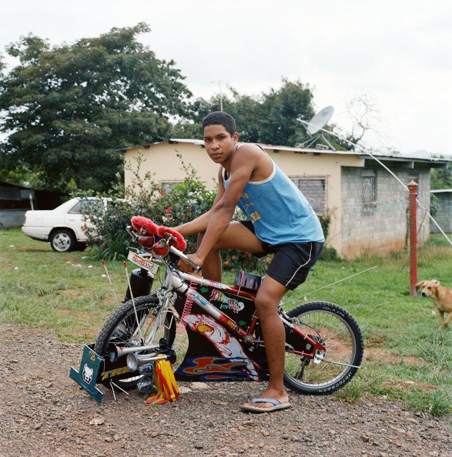 10159 Панамские велосипедисты в фотопроекте Priti Baiks