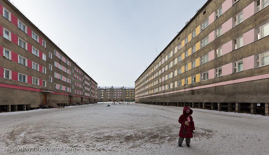 1018 Экспедиция на Чукотку: Билибино   самый дорогой город на Земле